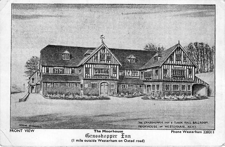 Grasshopper westerham over 30s dating