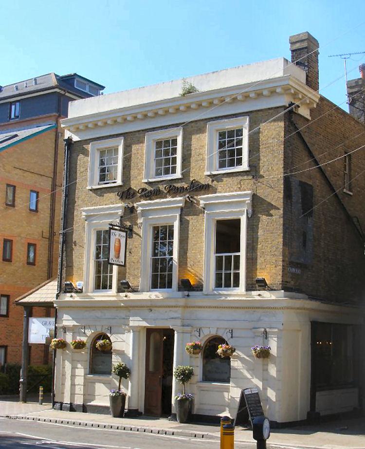 Rum Punchion Pub Of Gravesend