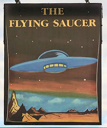 Flying Saucer 2011