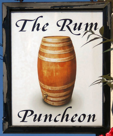 Rum Punchion Pub Of Gravesend
