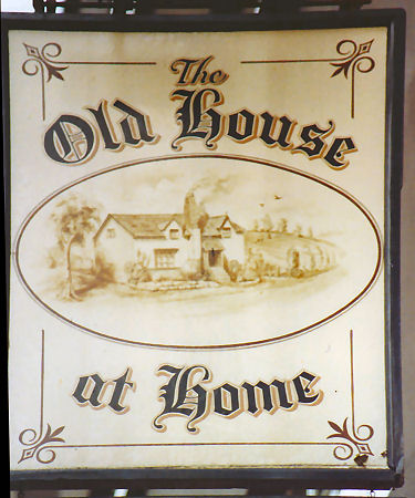 Old house at home pub of maidstone for Classic house 1991
