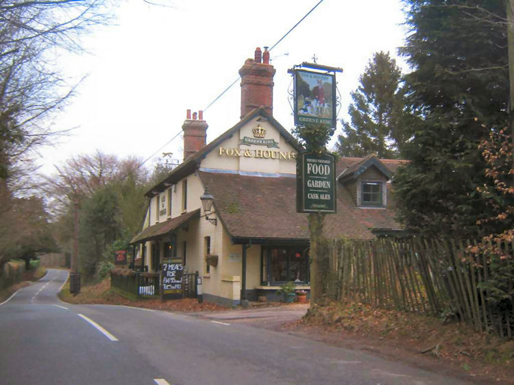 Fox and Hounds 2010