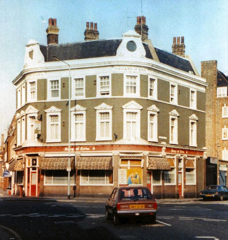 harp of erin pubs of deptford. Black Bedroom Furniture Sets. Home Design Ideas