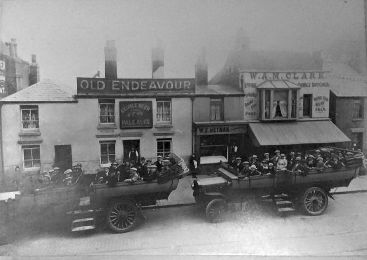 Old Endeavour 1920