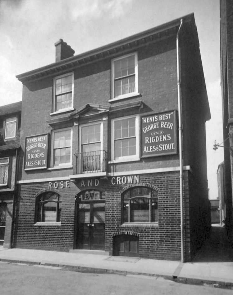 Rose and Crown 1926