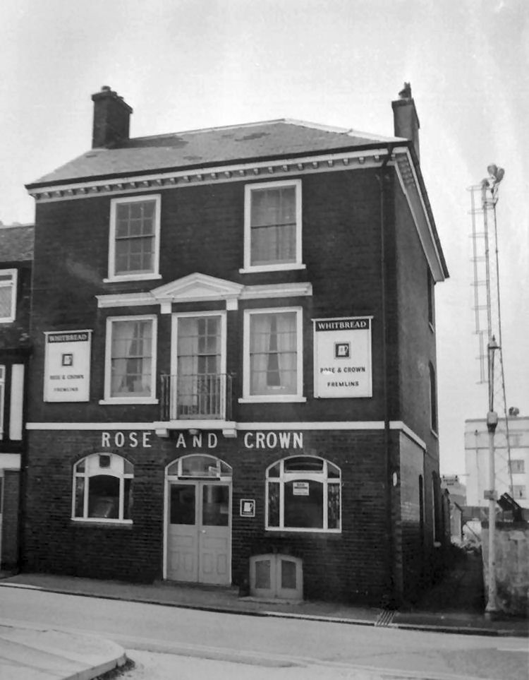 Rose and Crown 1974
