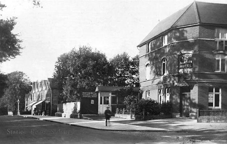 Station Hotel 1924