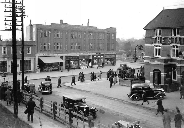 Station Hotel 1935