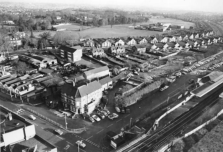 Station Hotel 1973