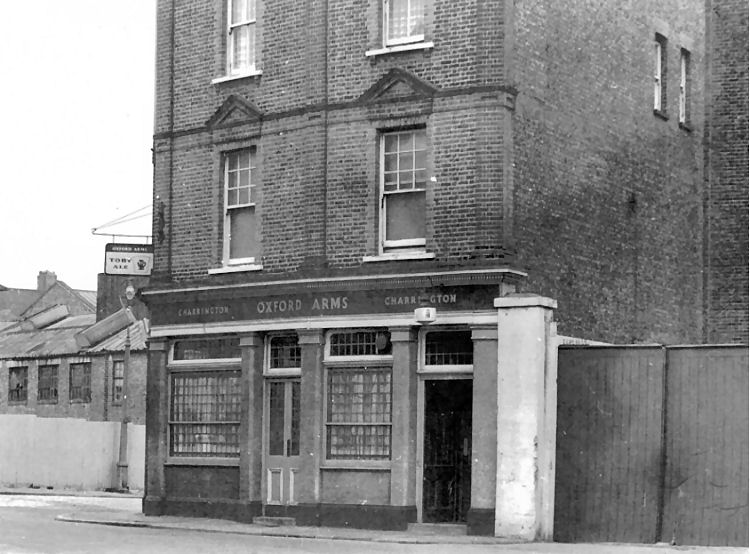 Oxford Arms Pubs Of Deptford