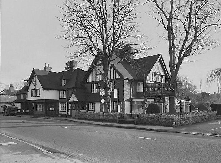 White Hart Pub Of Brasted