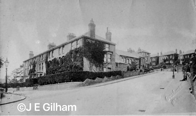 Priory Hill 1930s