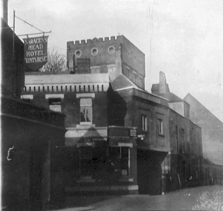 SARACEN'S HEAD Pubs of Canterbury