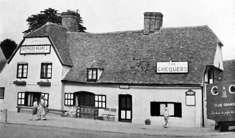 Chequers 1954