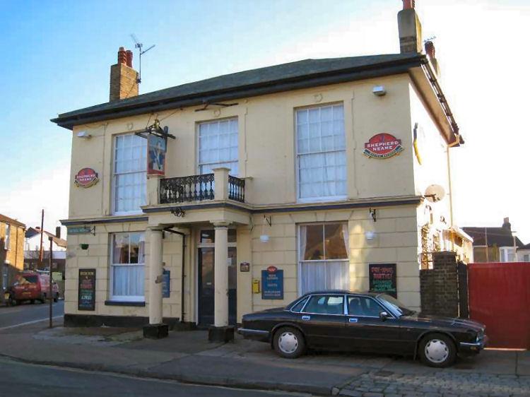 NAPIER TAVERN Pub of Sheerness
