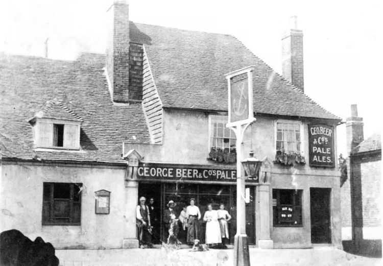 Anchor Inn circa 1914