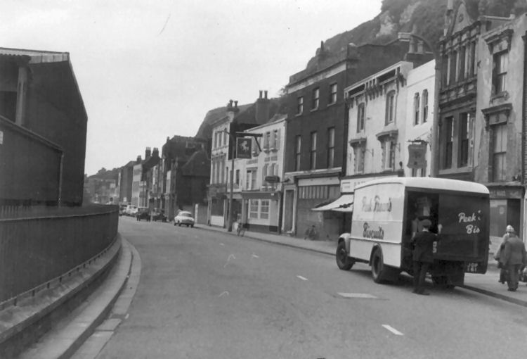 Avenue and Invicta 1960