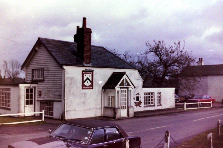 Carpenter's Arms 1980s