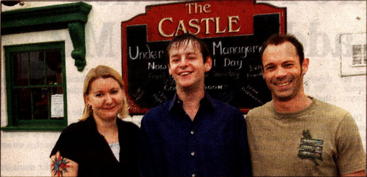 Castle licensees 2005