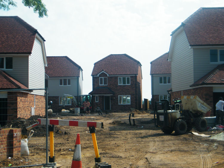 New buildings Sept 2011