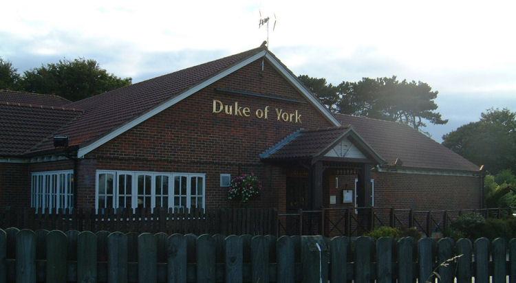 Duke Of York Pubs Of Guston