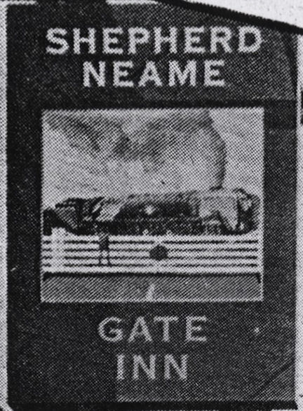 Gate wrong sign
