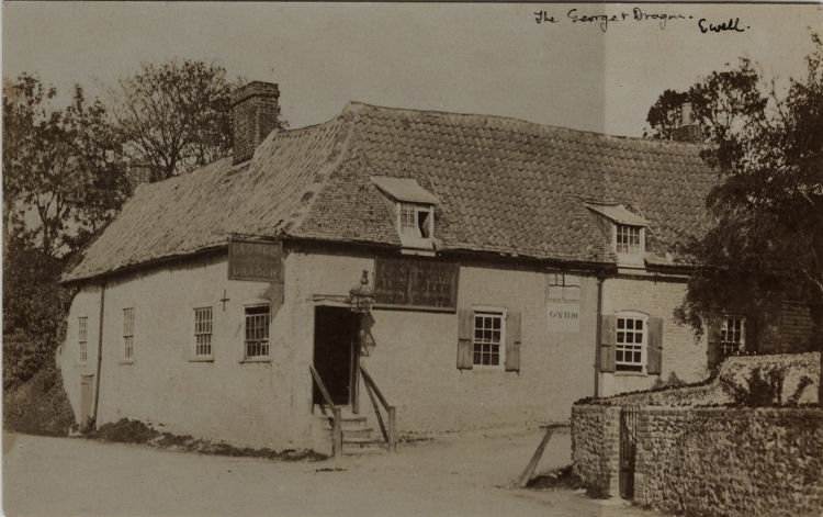 Original George and Dragon