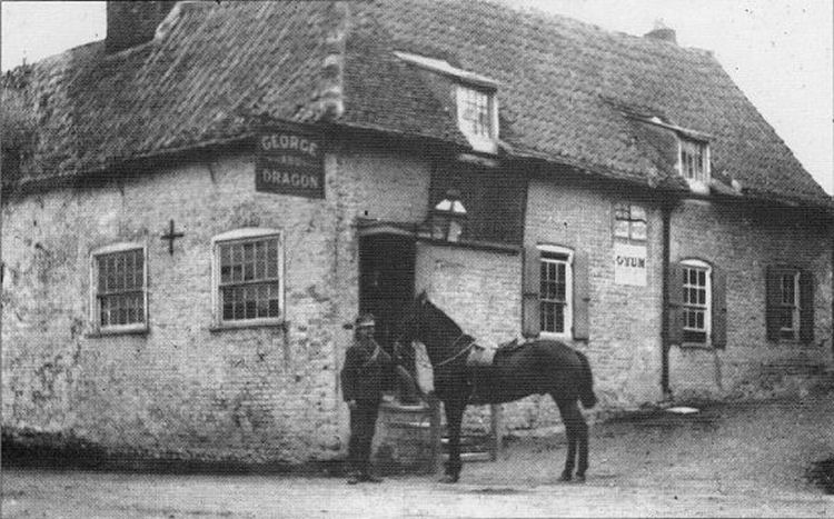 George and Dragon, Temple Ewell