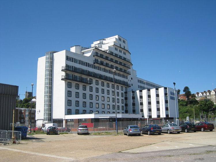 Royal Burstin Hotel Folkestone