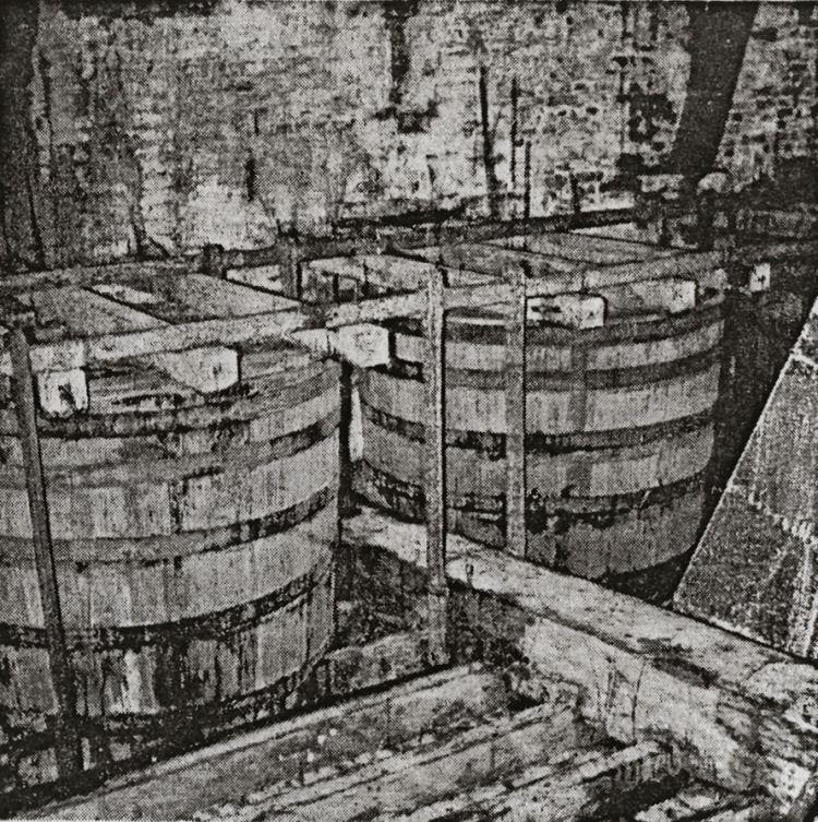 HARDINGS WELLINGTON BREWERY Breweries of Dover