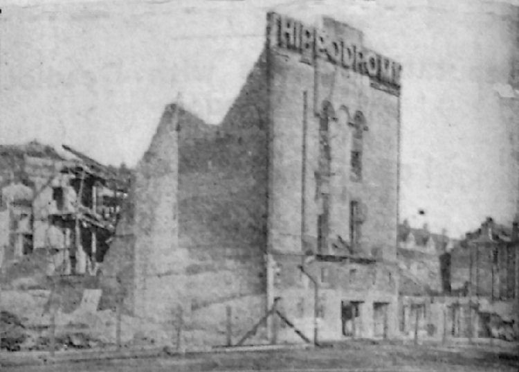 End of Hippodrome