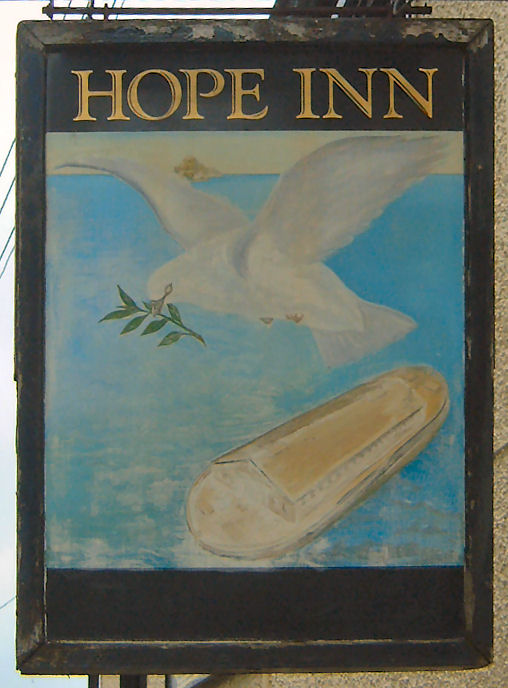 Hope Inn Sign