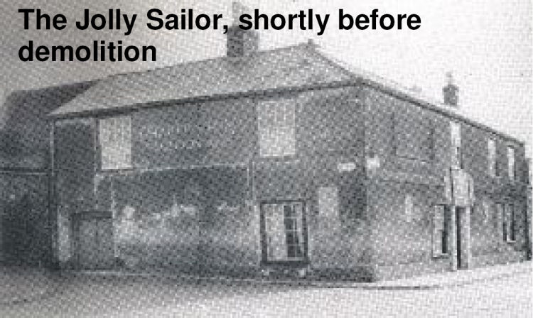 Jolly Sailor in Deal