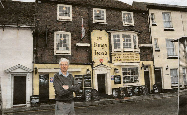 Graham Styles and the King's Head