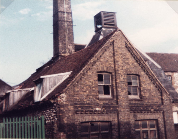 Kingsford Brewery demolition 1983