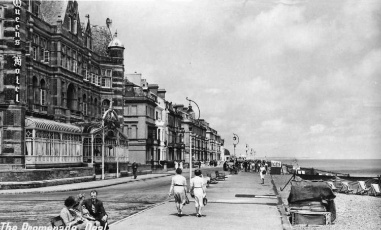 Queens Hotel, Deal, date unknown