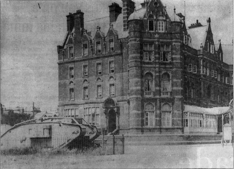 Queen's Hotel date unknown