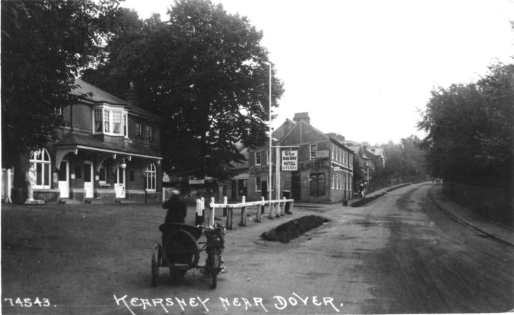 Railway Bell, Kearsney date unknown