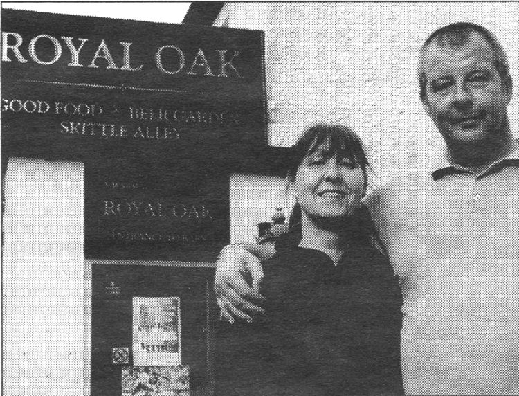 Royal Oak landlord