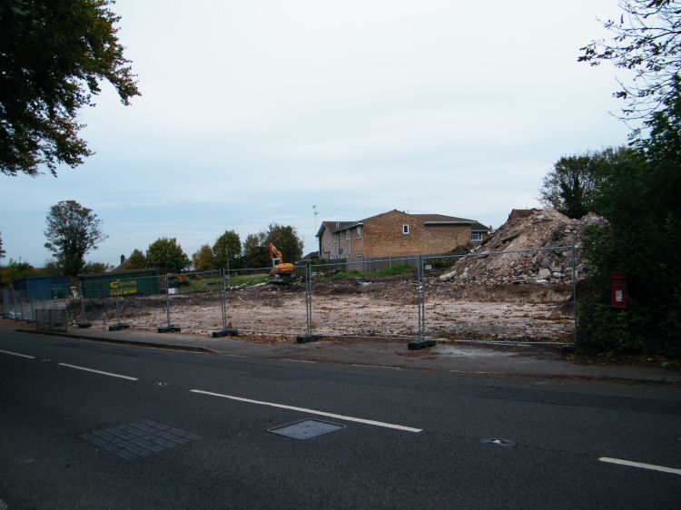 Demolished Royal Oak 2010