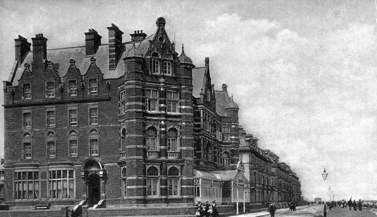 Sout Eastern Hotel, Deal, 1908.