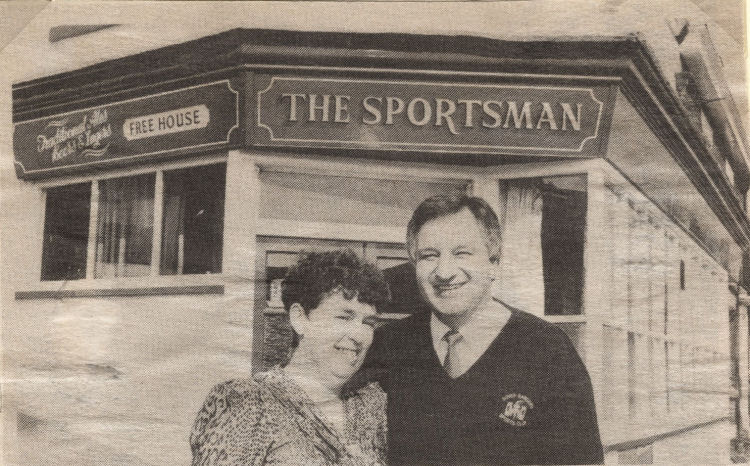 Landlord on The Sportsman 1991.