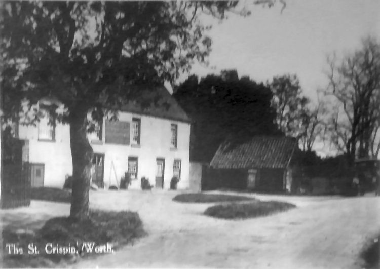 St. Crispin date unknown