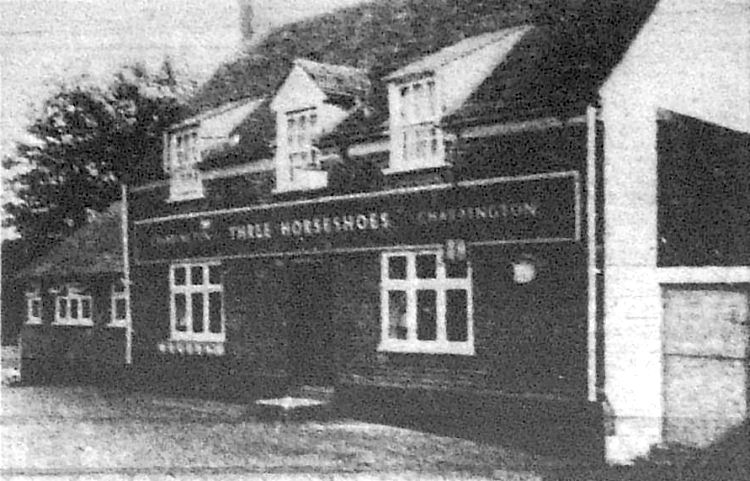 Three Horseshoes, Studdle, 1966