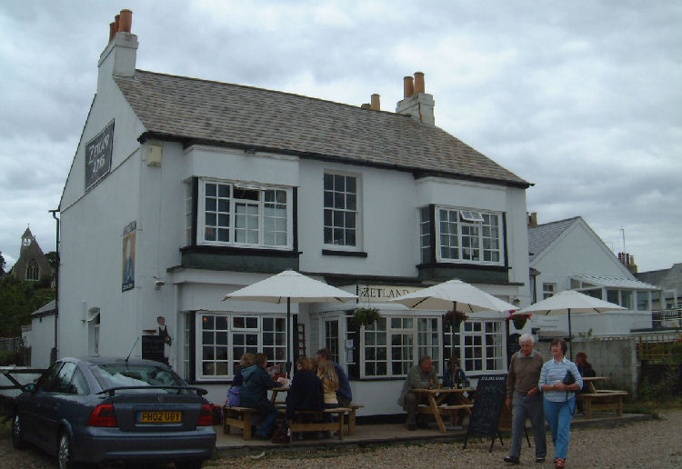 Zetland Arms at Kingsdown
