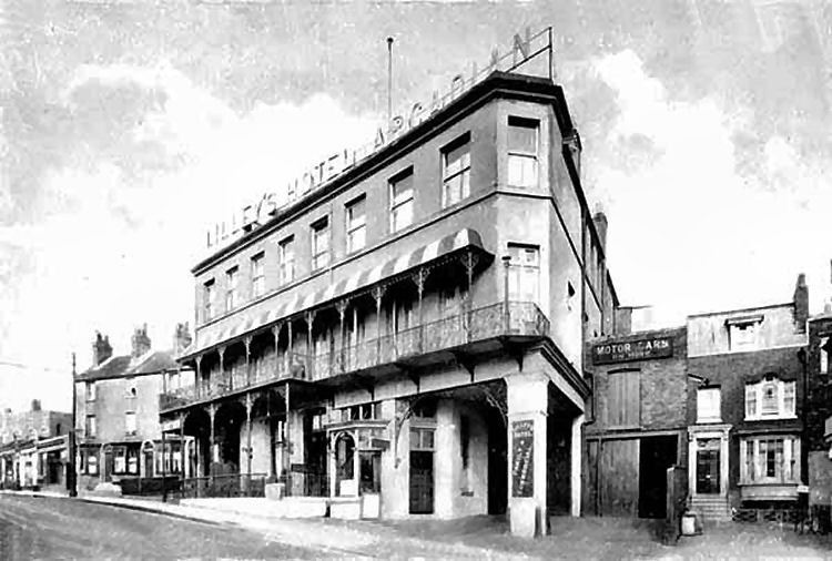 Arcadia Hotel And Restaurant Pubs Of Margate
