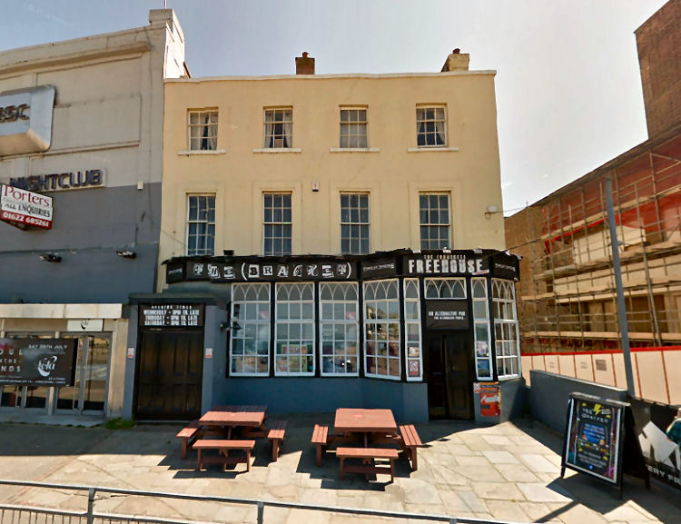 bracket pubs of margate