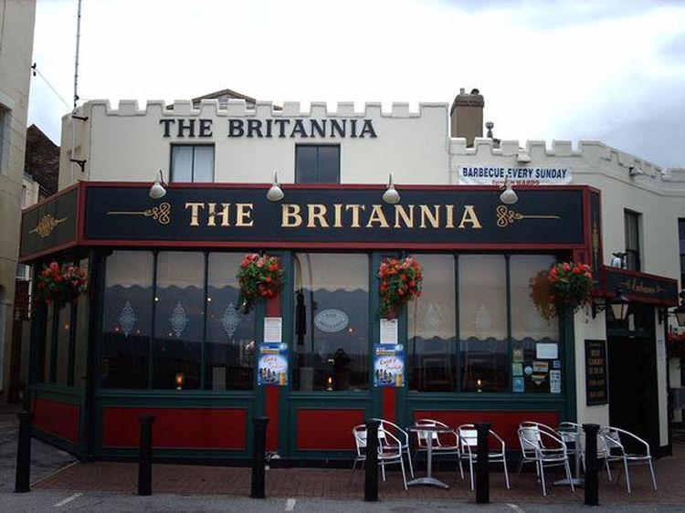 Britannia Pubs Of Margate