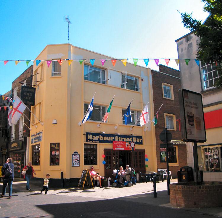 HARBOUR STREET BAR pubs of Ramsgate