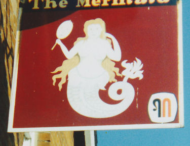 Mermaid sign 1986